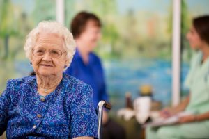 assisted living dental services